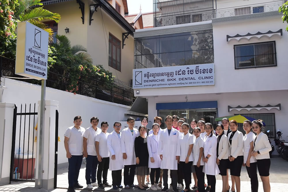 海外勤務の歯科医師の求人募集